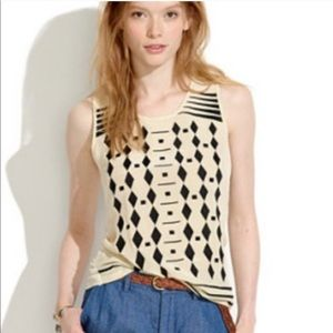 Madewell Cascade Embroidered Top